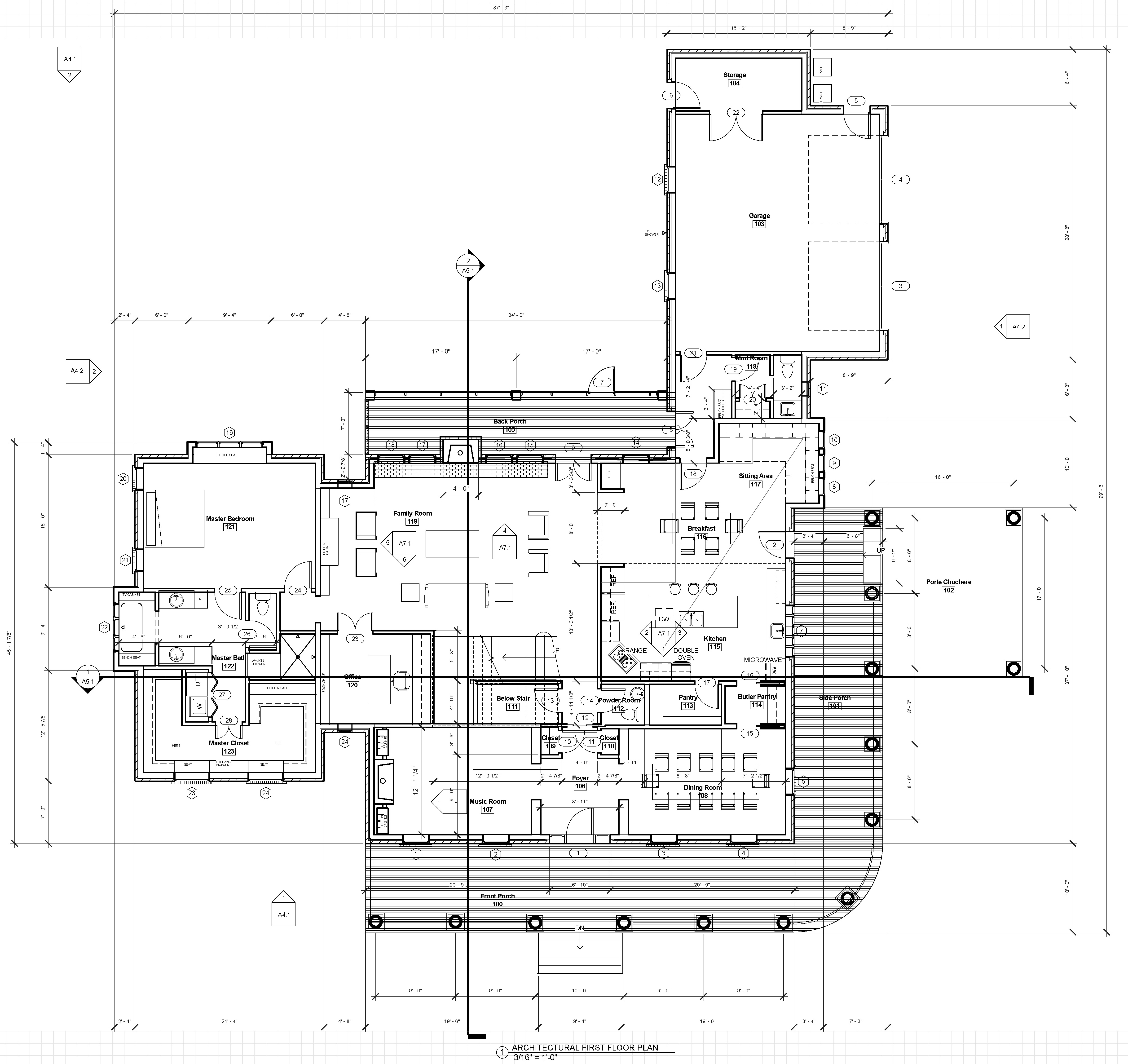 Samples   Draw My House Plan  Large House Plan Floor plan